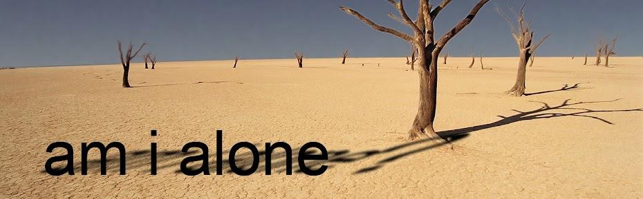 Am I alone?