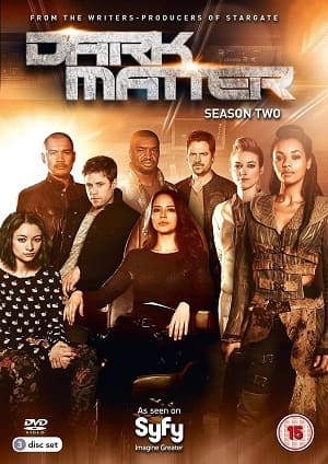 Dark Matter - 2ª Temporada Séries Torrent Download capa