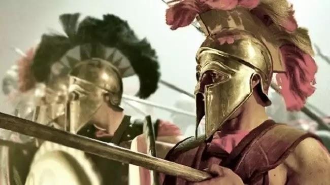 Καιάδας - Ο μύθος της θανάτωσης βρεφών από τους Σπαρτιάτες