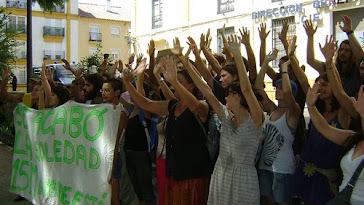 Concentración ante el CIE de Capuchinos, 8 de Agosto. ¡Libertad para Bouziane y cierre de los CIEs!