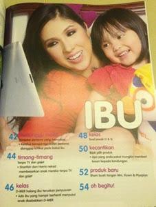 IBU DAN ANAK MAGAZINE - JUNE 2013