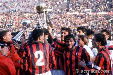 Piala AC Milan Juara
