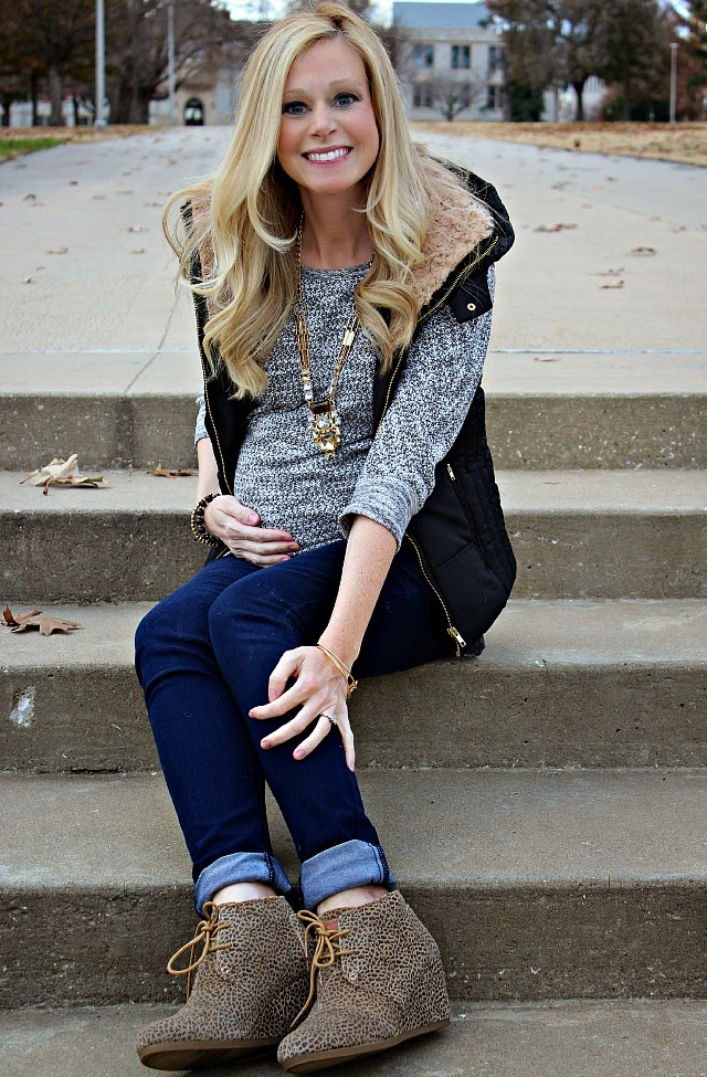 a blonde ambition dressing a maternity body feat riffraff
