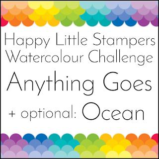 HLS August Watercolour Challenge