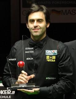 на German Masters Ронни О'Салливан все-таки смог порадовать своих болельщиков долгожданной победой