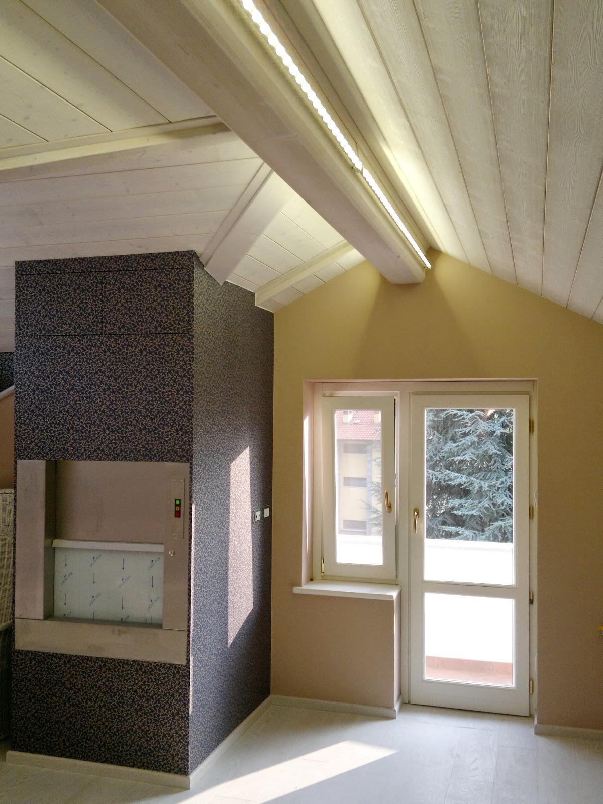 Illuminazione led casa almese ristrutturando una - Esempi di illuminazione a led per interni ...