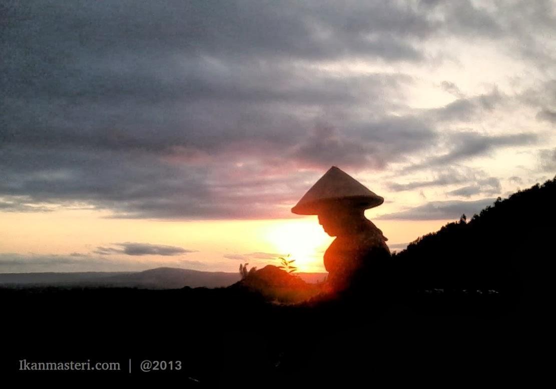 Embung Nglanggeran, Gunungkidul, Jogjakarta