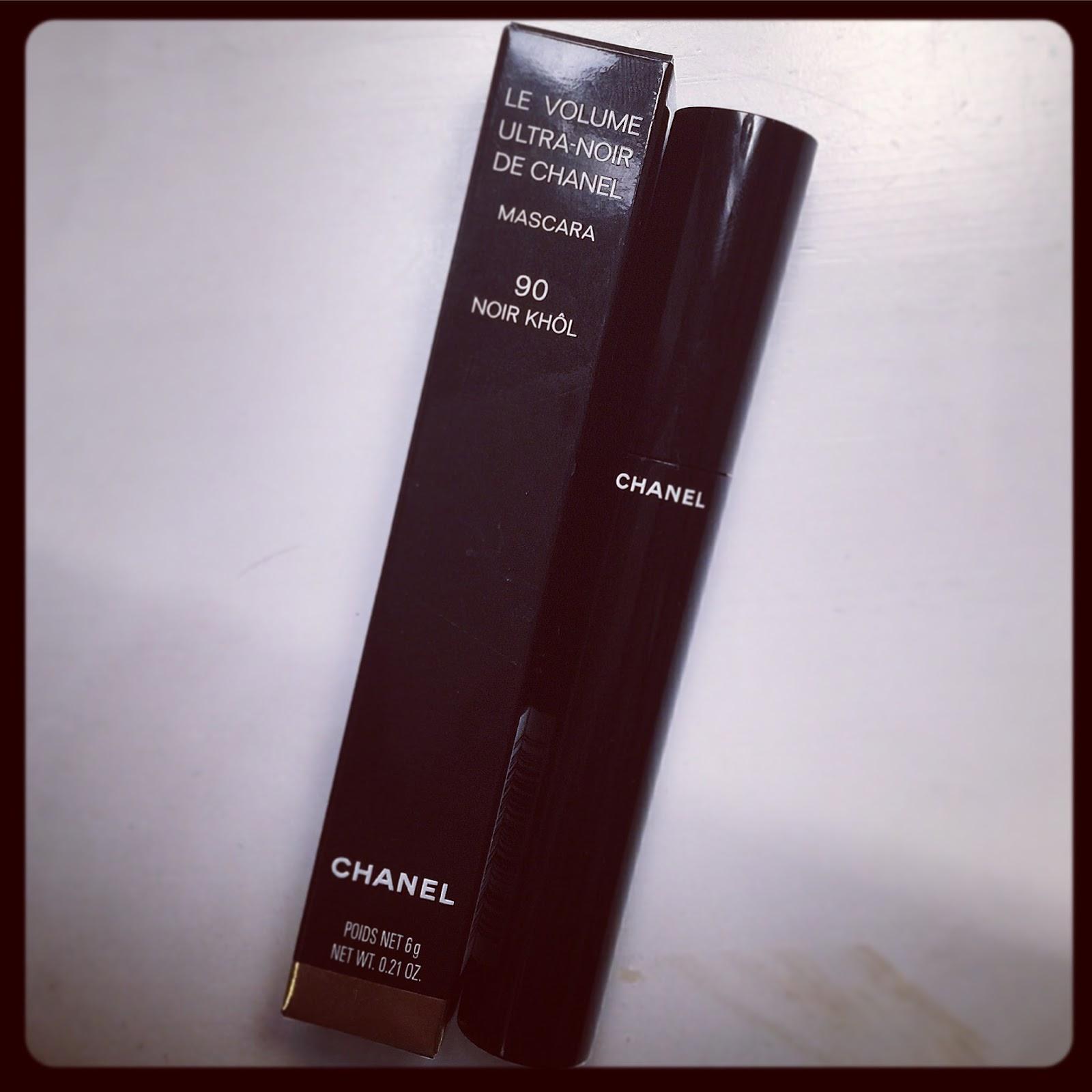 Ingredients chanel mascara