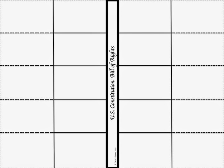 Carol 39 s teaching garden bill of rights and the for Html flip book template