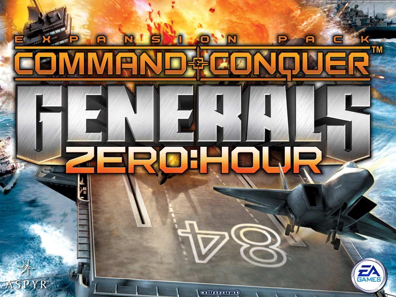 command conquer generals zero hour game free Download