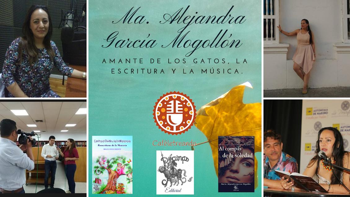 Mª Alejandra García Mogollón