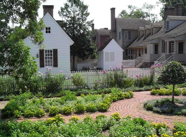 Colonial Gardens Bed And Breakfast Williamsburg