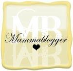 Stolt medlem av Mammablogger♥
