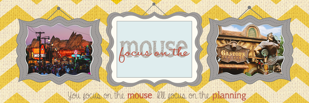 Focus on the Mouse