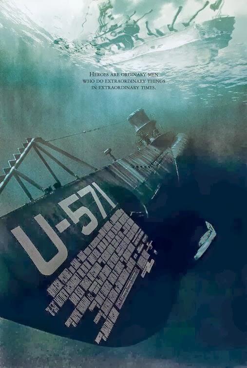 U571 movie poster