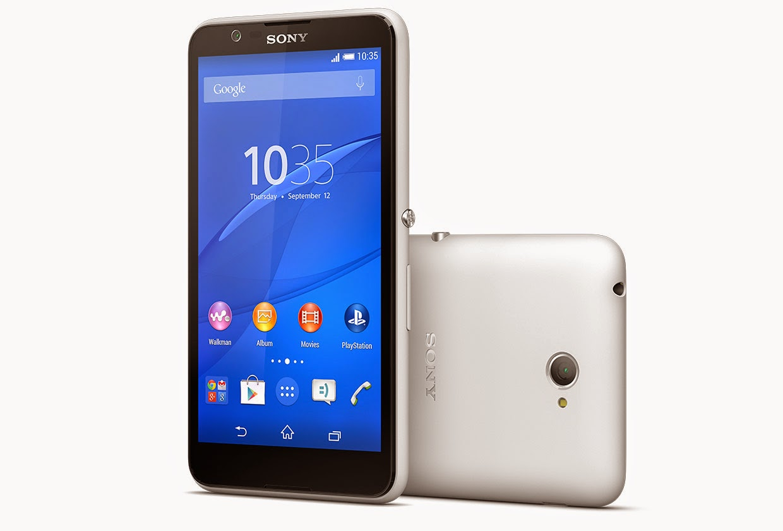 Spesifikasi Dan Harga Sony Experia E4 Techno Blog