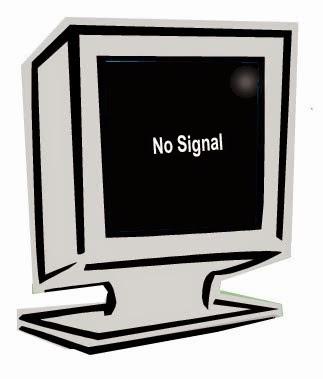 Layar No Signal Padahal CPU Hidup