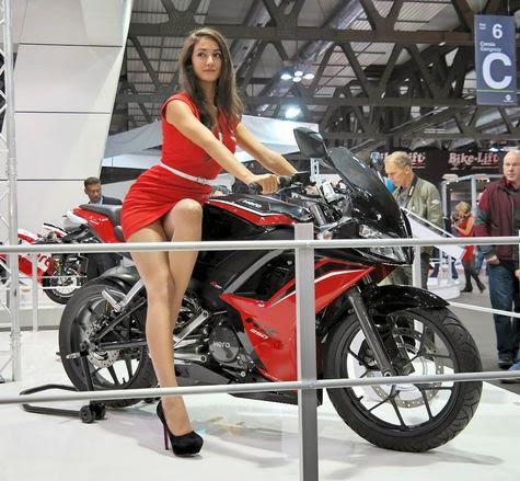 Motor Sportbike India dengan sentuhan ala Erik Buell Racing
