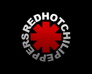 Red Hot Chili Peppers Music Band Logo HD Wallpaper