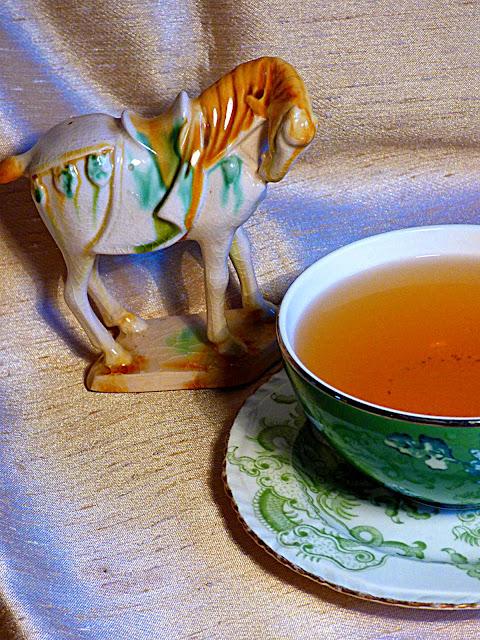 China green leaf tea