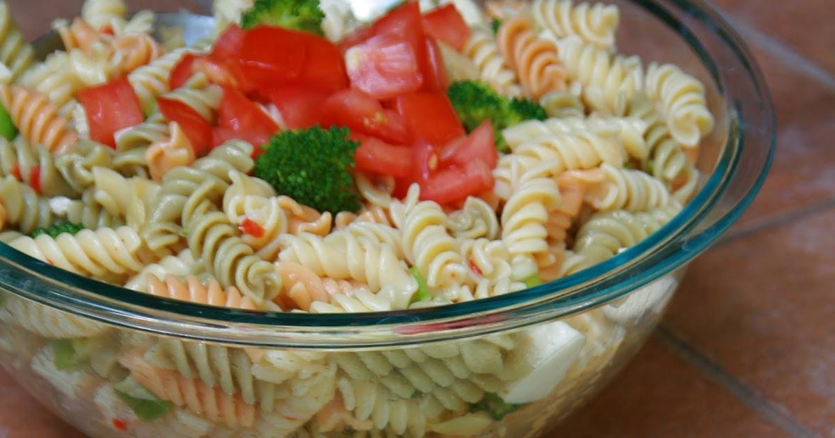 Cook Bake & Decorate: Pasta Salad