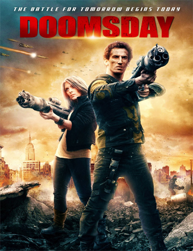 Ver Death Machine (Doomsday) (2015) Online