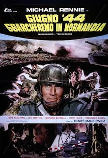 Cartel, cover, dvd, caratula: Junio del 44, desembarcaremos en Normandia | 1968 | Giugno '44, Sbarcheremo in Normandia