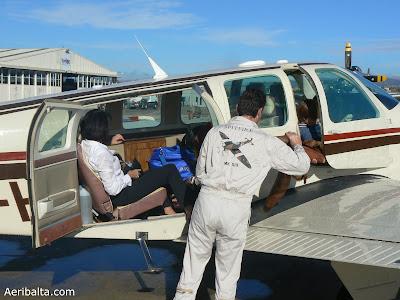 Beechcraft Bonanza.