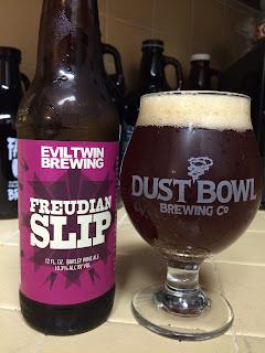 Evil Twin Freudian Slip Barley Wine 1