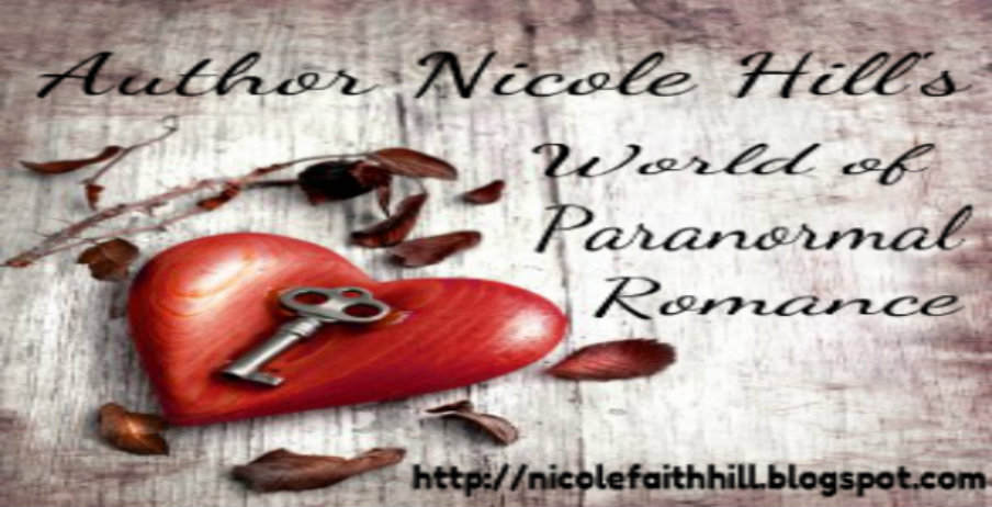 Author Nicole Hill's World of Paranormal Romance: ♥Reviews by Me ♥