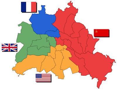 Berlín Mapa de Ciudad