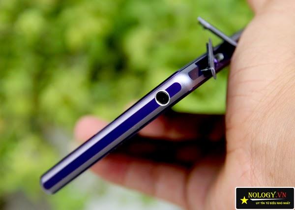 Đánh giá Sony Xperia Z1 Au Nhật Bản