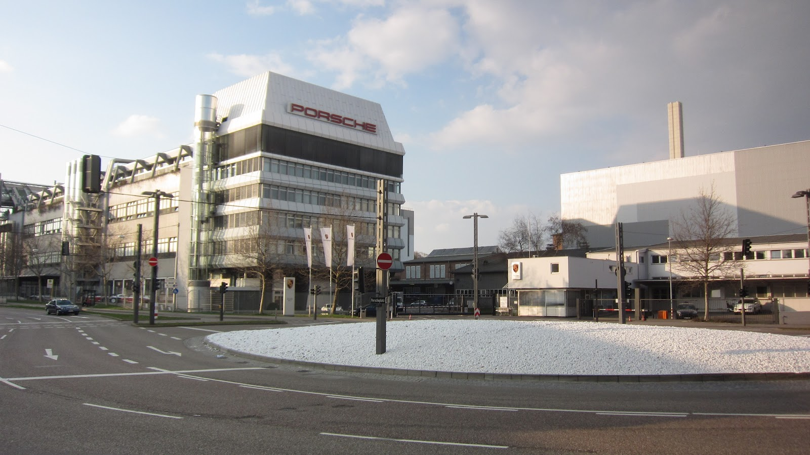 Where Is Darren Now Porsche Museum