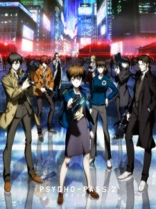 Psycho-Pass 2 Capitulo 8