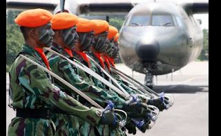 Lowongan Kerja Terbaru 2013 Tentara Nasional Indonesia Angkatan Udara (TNI AU) - SMA / SMK Sederajat