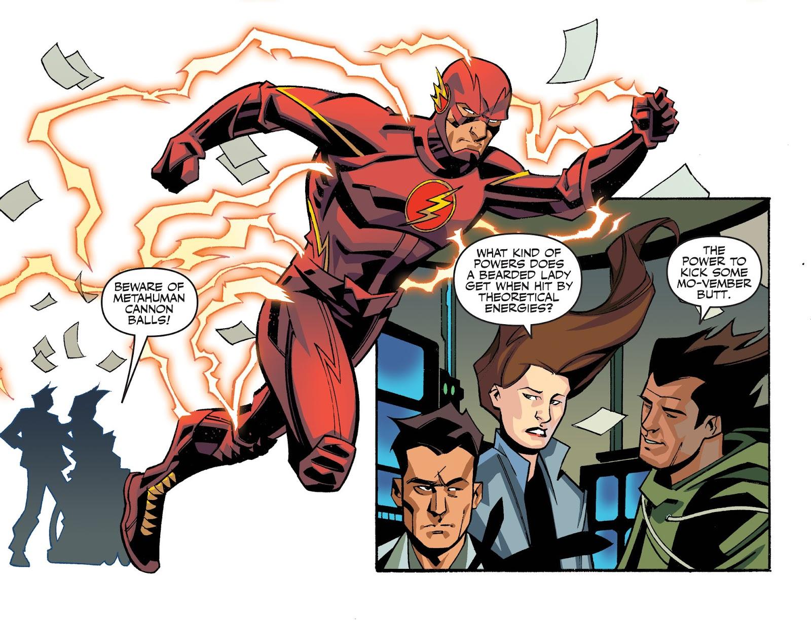 The Flash: Season Zero [I] Issue #4 #4 - English 6