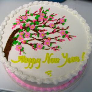 New Year Cake Images Hd : Wallpaper Downloads: HAPPY NEW YEAR CAKE WALLPAPER