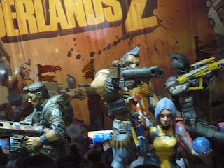 Borderlands 2 PAX Statues