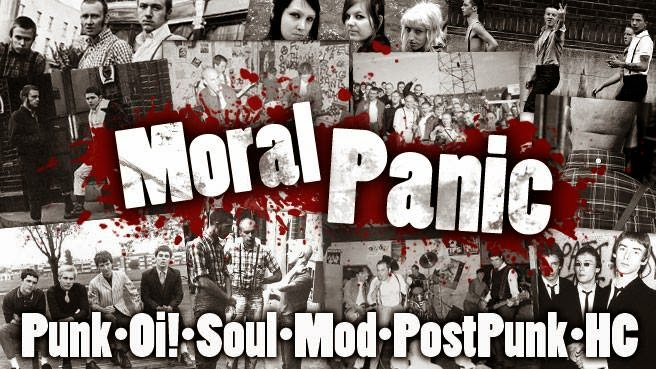MORAL PANIC WEBZINE
