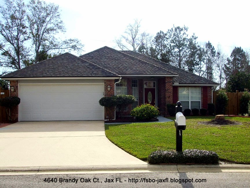 4640 brandy oak court jacksonville fl curb appeal