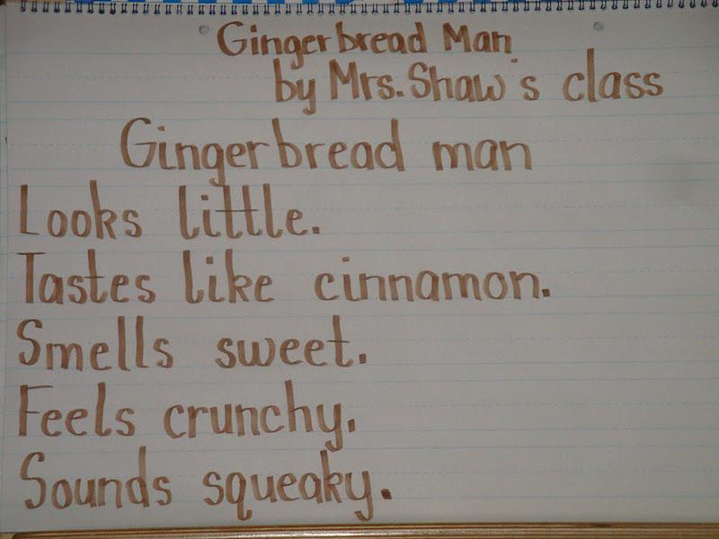 Senses poem for kids using our five senses