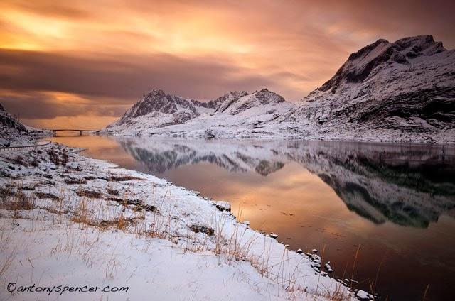 fotografías impresionantes, Lofoten, Noruega