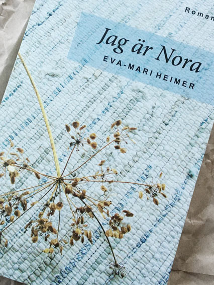 """Vill du beställa min tredje bok """"Jag är Nora""""?"""