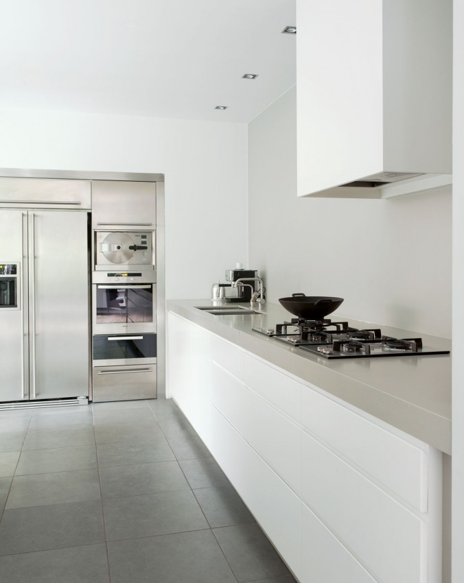 Marie anne remy meijers - Cocinas sin muebles arriba ...