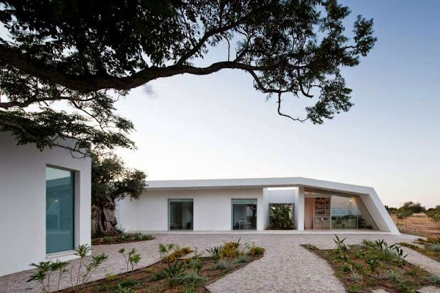 idea Modern House with Pool in Tavira