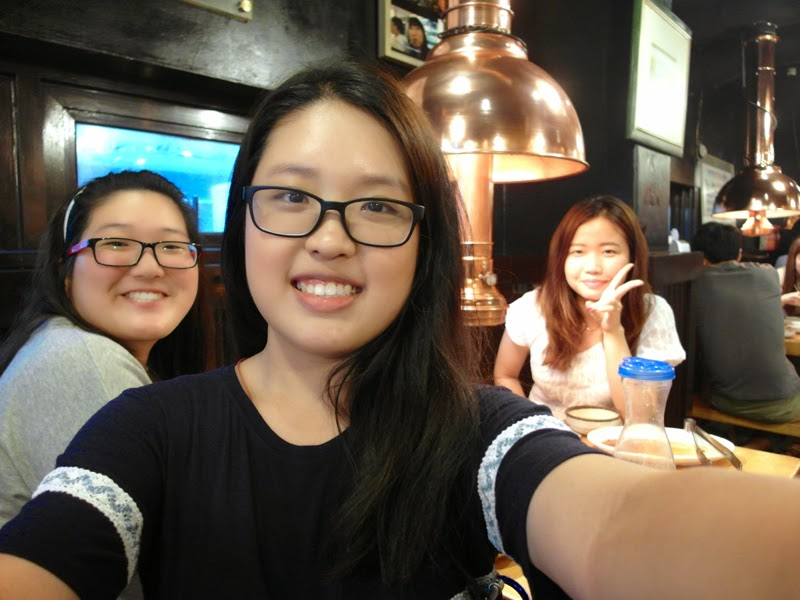 Ewha Summer Studies Sinchon Seoul South Korea lunarrive travel blog