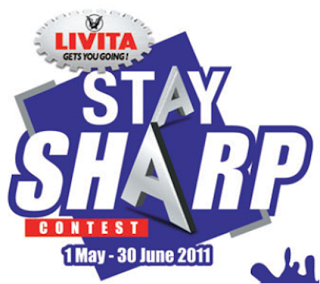 Livita 'Stay Sharp' Contest