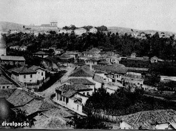 Vista panoramica em 1908