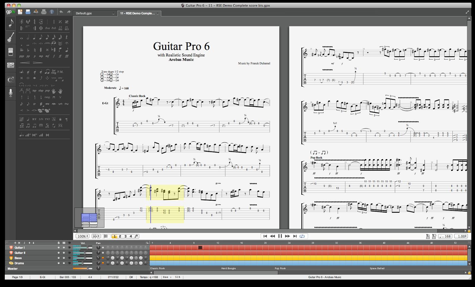 Guitar Pro 7.5.0 Crack Keygen With License Key Full Version Free Download