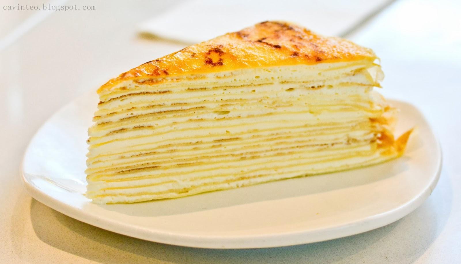Lady M Cake Shop Singapore